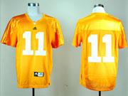 Mens Ncaa Nfl Tennessee Volunteers #11 Hunter Orange Jersey Gz