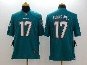 Mens Nfl Miami Dolphins #17 Tannehill Green (2013 New) Limited Jersey