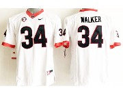 Youth Ncaa Nfl Georgia Bulldogs #34 Walker White Sec Limited Jersey