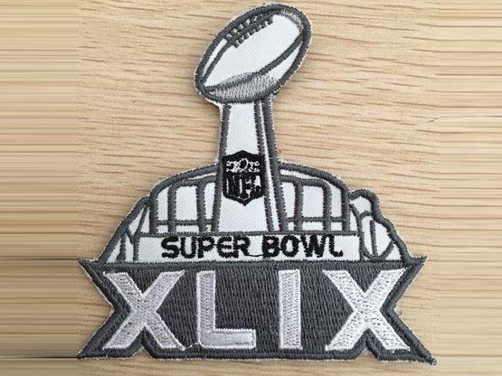 2015 Nfl Super Bowl Patch