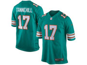 Mens Nfl Miami Dolphins #17 Tannehill Green (2015 New) Elite Jersey