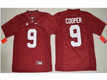 Mens Ncaa Nfl Alabama Crimson #9 Amari Cooper Crimson Limited Jersey(sn)
