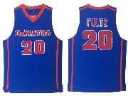 Mens Ncaa Nfl Dematha Catholic High School #20 Markelle Fultz Blue Jersey