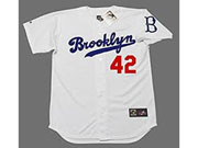 Mens Women Youth Brooklyn New York Custom Made White Cool Base Jersey