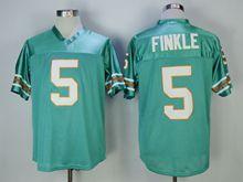 Mens Nfl Movie Ace Ventura #5 Ray Finkle Green Maimi Jersey