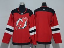 Youth Nhl New Jersey Devils Blank Red Adidas Jersey
