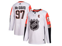 Mens Nhl Edmonton Oilers #97 Connor Mcdavid 2018 Nhl All-star Game Breakaway Adidas White Jersey