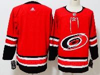 Mens Nhl Carolina Hurricanes Blank Red Home Adidas Jersey