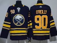 Mens Nhl Buffalo Sabres #90 Ryan O'reilly Dark Blue Adidas Jersey