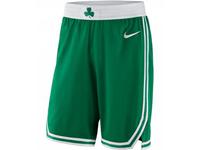 Mens 2017-18 Season Nba Boston Celtics Green Nike Shorts