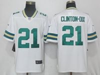 Mens Nfl Green Bay Packers #21 Haha Clinton-dix White Vapor Untouchable Limited Jersey
