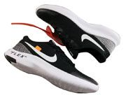 Mens Nike Flex Experience Rn 7 Running Shoes Black Colour
