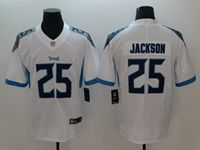 Mens Nfl Tennessee Titans #25 Adoree' Jackson White 2017 Vapor Untouchable Limited Player Jersey