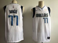 Mens Nba Dallas Mavericks #11 Luka Doncic White 2018 Nba Draft Nike Authentic Jersey