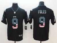 Mens Philadelphia Eagles #9 Nick Foles 2018 Usa Flag Fashion Black Vapor Untouchable Limited Jersey