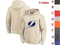 Mens Nhl Tampa Bay Lightning 9 Colors One Front Pocket Hoodie Jersey