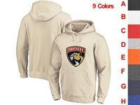 Mens Nhl Florida Panthers 9 Colors One Front Pocket Hoodie Jersey